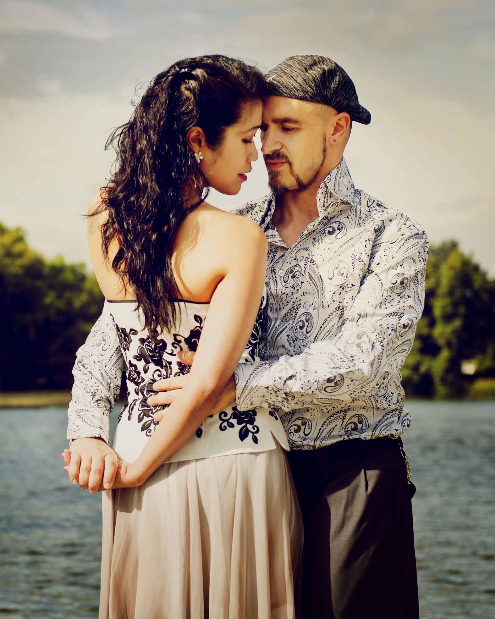Homer & Cristina Ladas